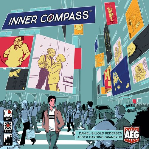 Board Game: Inner Compass