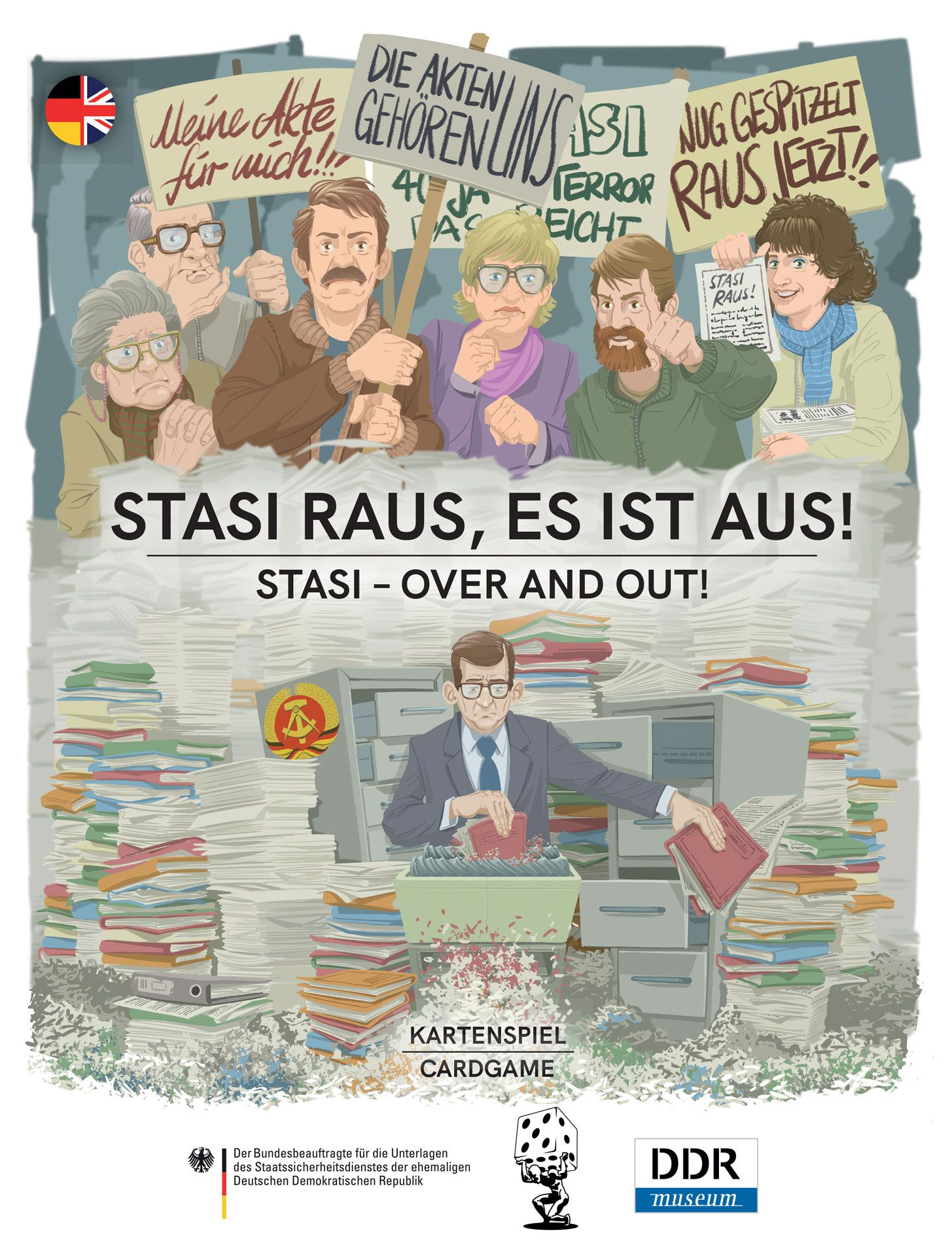 Stasi: Over and Out!