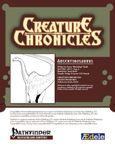 RPG Item: Argentinosaurus