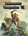 RPG Item: Rolemaster Companion VI