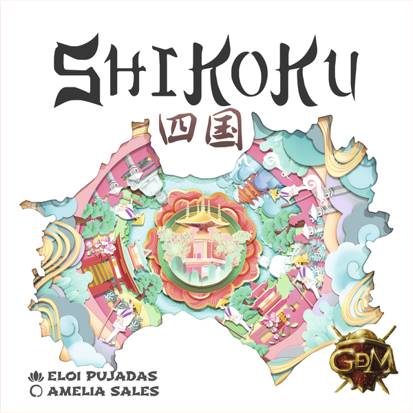 Front cover Shikoku