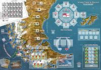 Board Game: Where There Is Discord: War in the South Atlantic