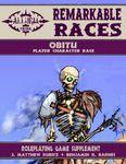 RPG Item: Remarkable Races: Obitu