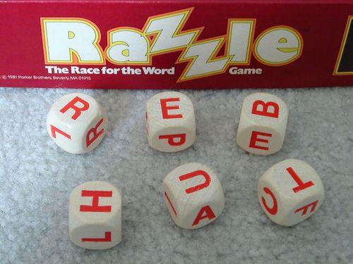 Board Game: Razzle