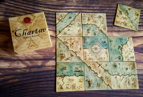 Board Game: Chartae