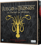 Board Game: Game of Thrones: The Iron Throne – The Wars to Come