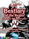 RPG Item: Aquilae: Bestiary of the Realm: Volume 2 (OSR)