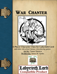 RPG Item: War Chanter