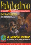 Issue: Polyhedron (Issue 3 - Jan 1999)