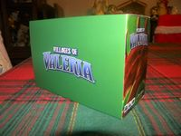 Board Game: Villages of Valeria: Deluxe Kickstarter Edition