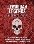 RPG Item: Lemurian Legends: Crimson Shoals