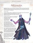RPG Item: Adversaries of the Righteous: Adeimantus