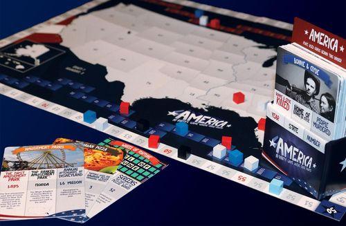 Board Game: America