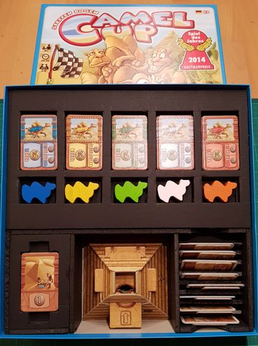 Board Game: Camel Up