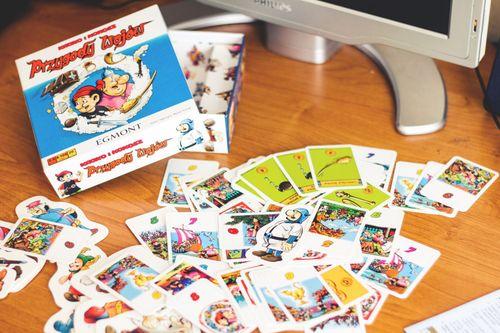 Board Game: Kajko i Kokosz: Przygody Wojów