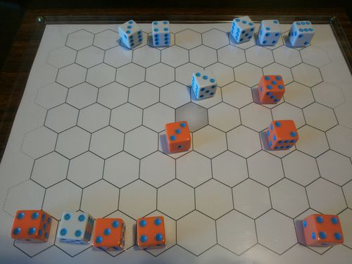 Board Game: Chase