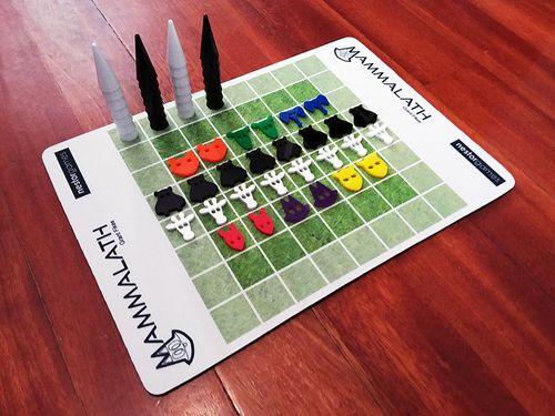 Board Game: Mammalath