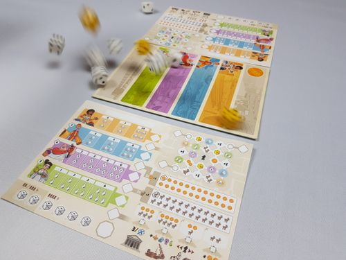 Board Game: Corinth