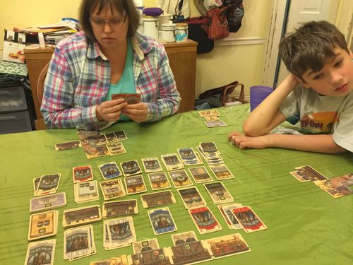 Coal Baron: The Great Card Game really is a great card game, and one I've  found to be extremely versatile, working equally well at 2-, 3-, and  4-player ...