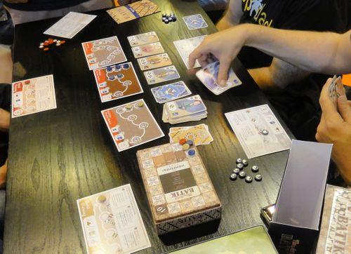 Board Game: The Art of Batik