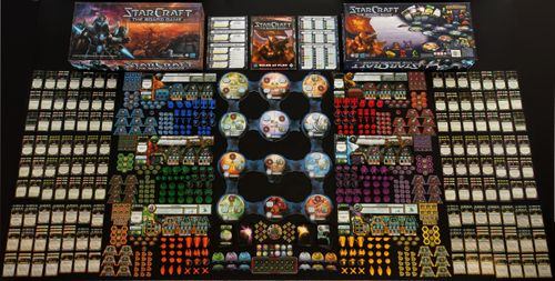 Starcraft The Board Game Image Boardgamegeek