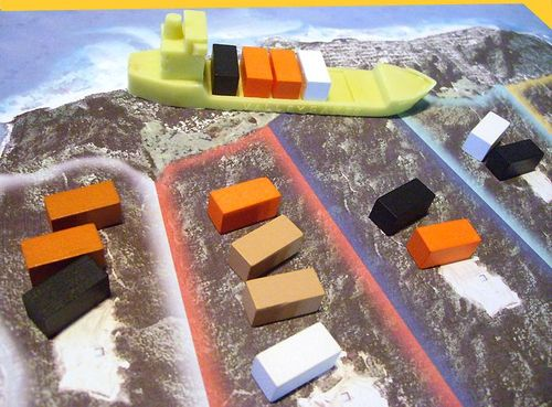 Board Game: Container