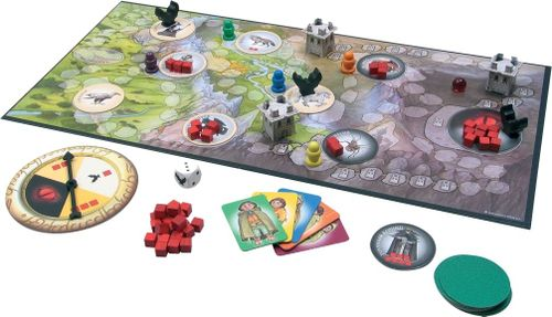 Board Game: Lord of the Rings