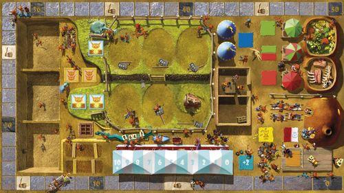 Board Game: Dungeon Petz