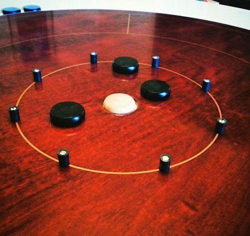 Board Game: Crokinole