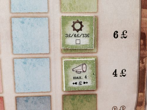 Board Game: Arkwright