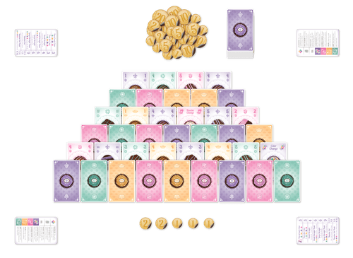 Board Game: Truffle Shuffle