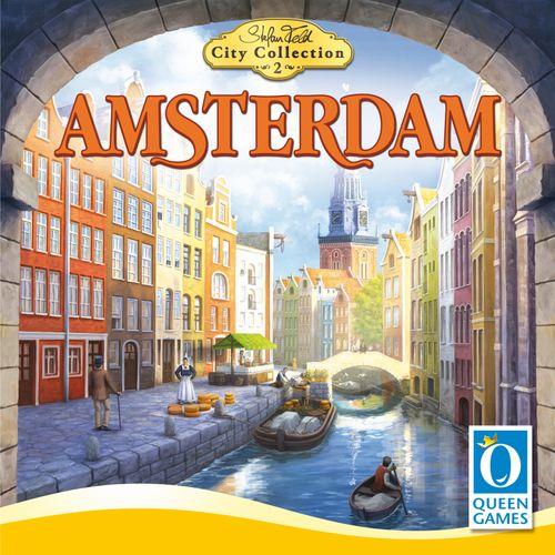 Board Game: Amsterdam