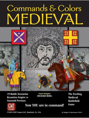 Board Game: Commands & Colors: Medieval