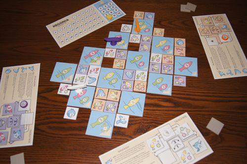 Board Game: Kegonsa