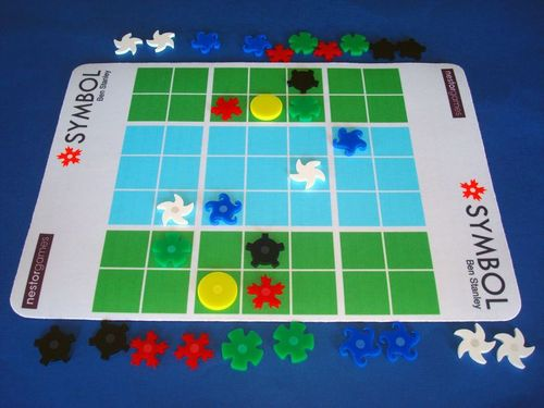 Board Game: Symbol