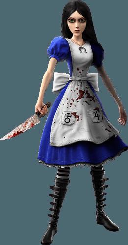 Character: Alice Liddell