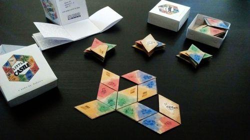 Board Game: My Little Castle