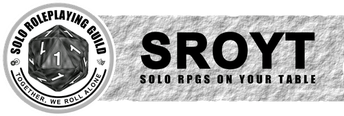 Solo Roleplaying | RPGGeek