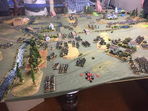 Anyone here play Napoleonic Miniatures and how do they