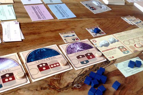 Board Game: De Bello Galactico