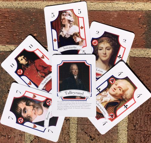 Board Game: Talleyrand