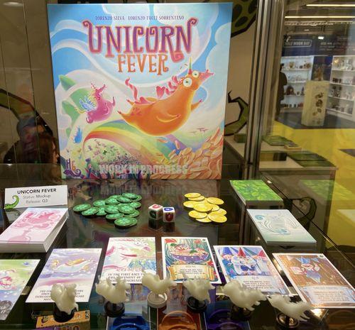 Board Game: Unicorn Fever