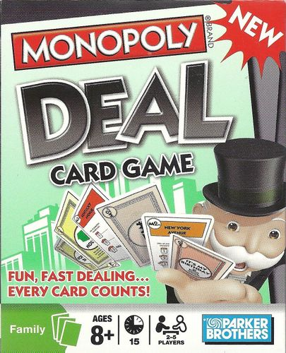 Monopoly Deal Card Game - A Detailed Review   Monopoly Deal