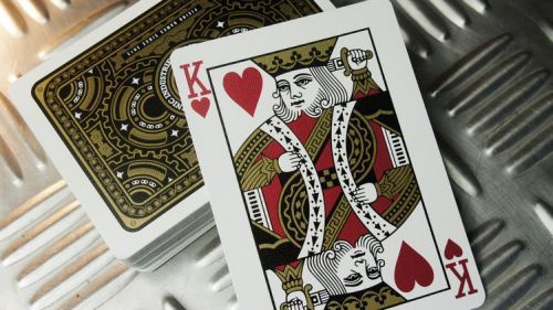 Mechanic playing cards