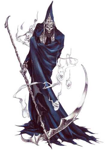 Character: Death (Generic)