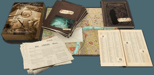 Sherlock Holmes Consulting Detective (& similar deduction