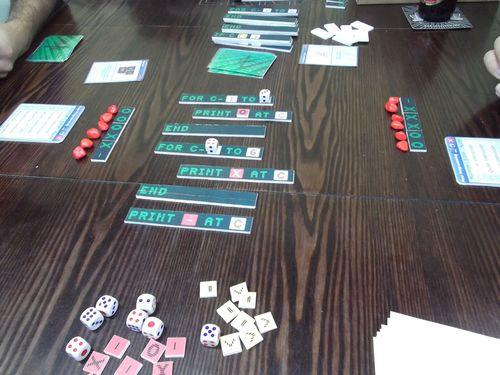 Board Game: Peer Programming