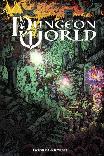 RPG Item: Dungeon World Roleplaying Game
