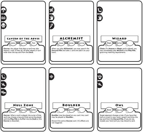 Board Game: Meet at the Inn