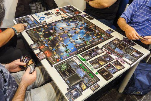 Board Game: A Handful of Stars